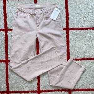 NWT Mother Looker Sexy Just Walked Into Town Jeans